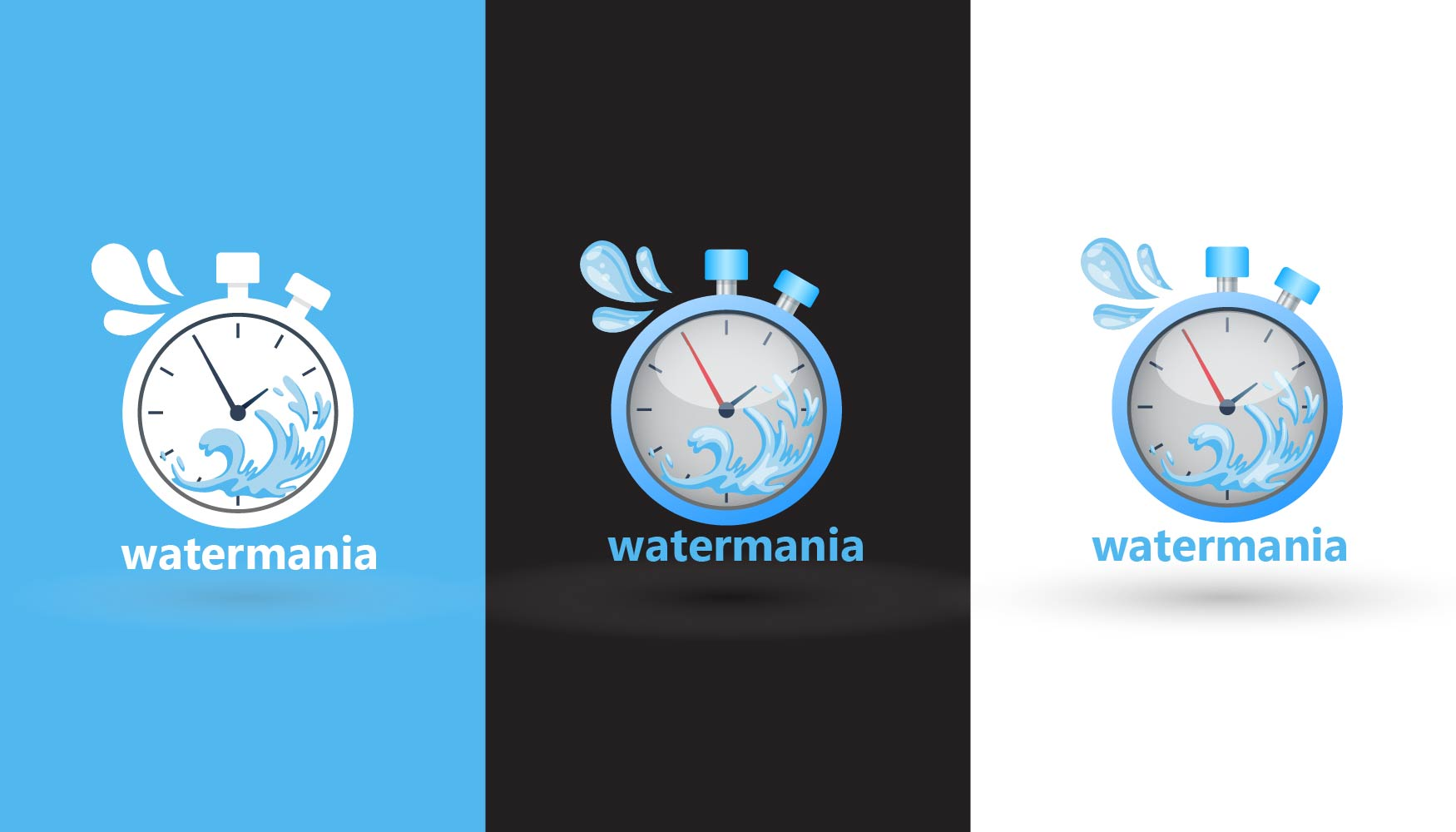 watermania colorful